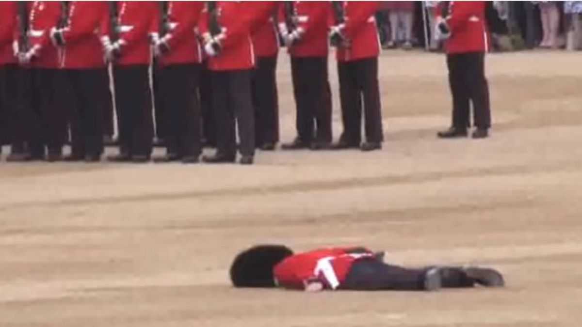 soldado inglés