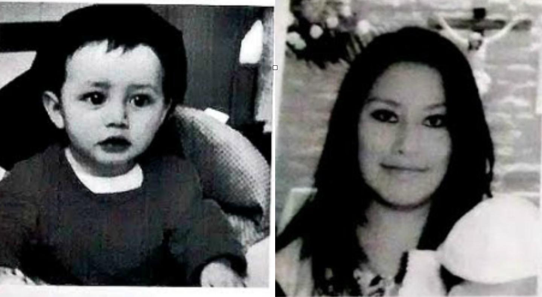 Mamá e hija desaparecidos