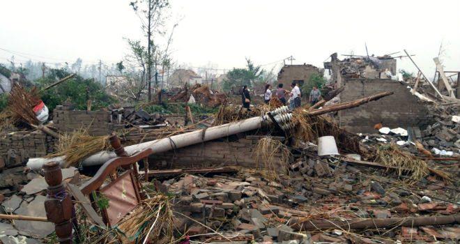 Tornado-China