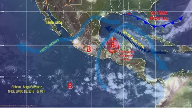 Tramonta tropical 4
