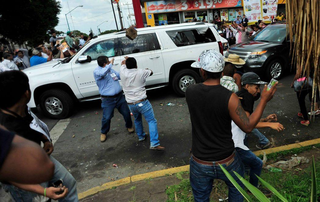 agresiones pan Veracruz