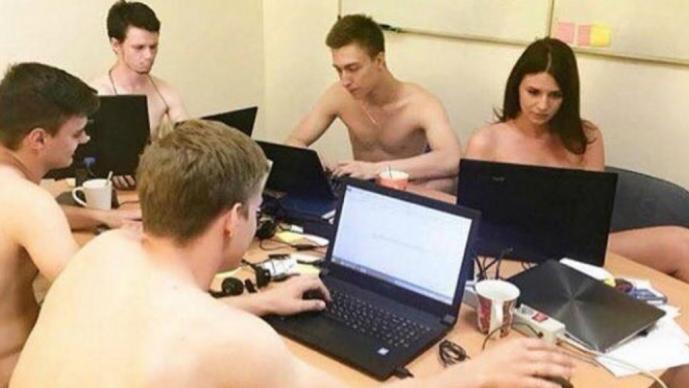 Bielorrusia desnudez