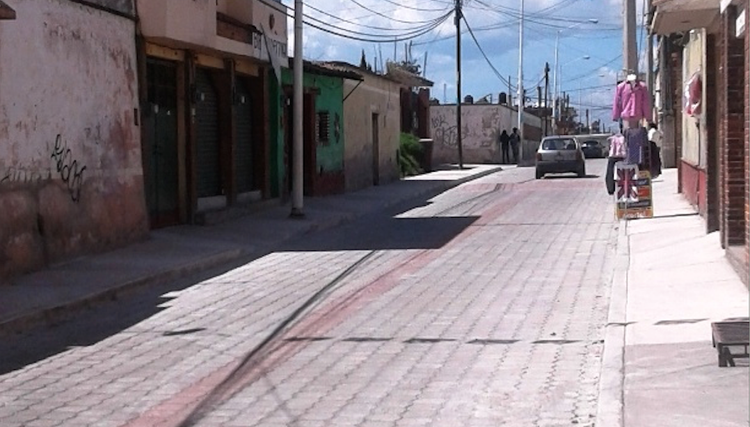 calles metepec