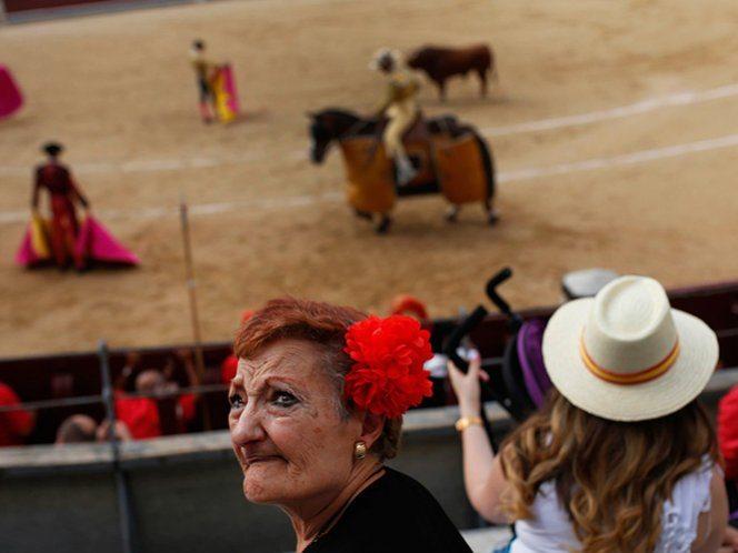 Protestan en Madrid contra las corridas de toros