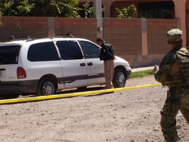 Mujer cubre con su cuerpo a su hija y la salva de morir en balacera