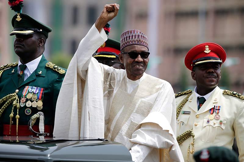 Presidente de Nigeria plagia discurso de Barack Obama