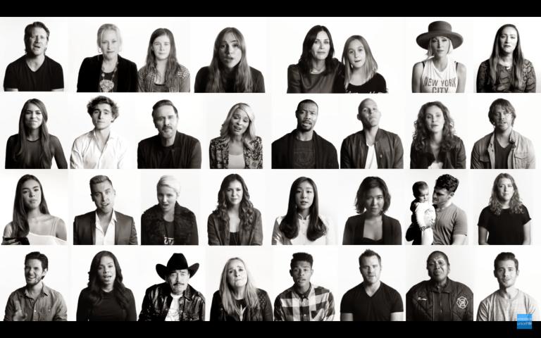 """Celebridades cantan nueva versión de """"Imagine"""" (video)"""