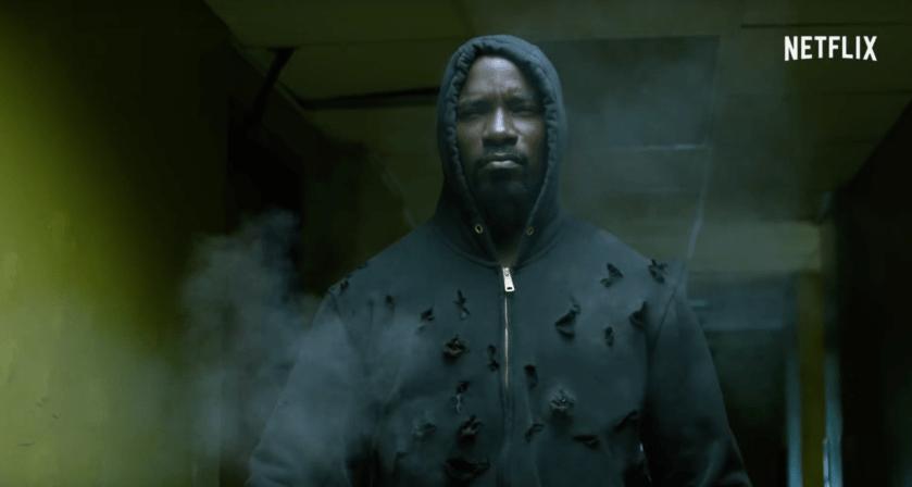 """Luke Cage"" la nueva serie de Netflix ya esta disponible"