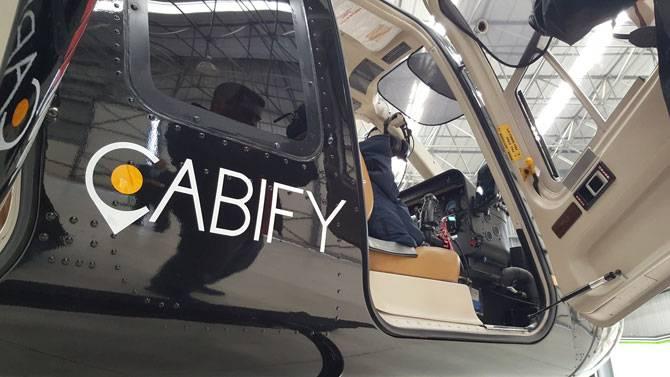 CDMX Estrena viajes en helicóptero, Gracias a Cabify!