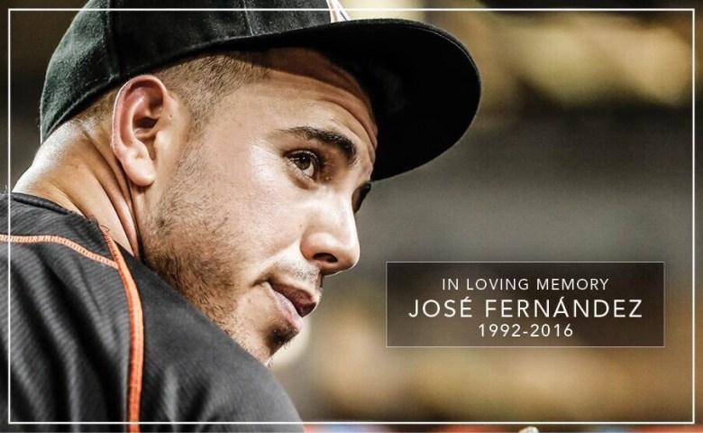 Dolphins rindieron homenaje a José Fernández