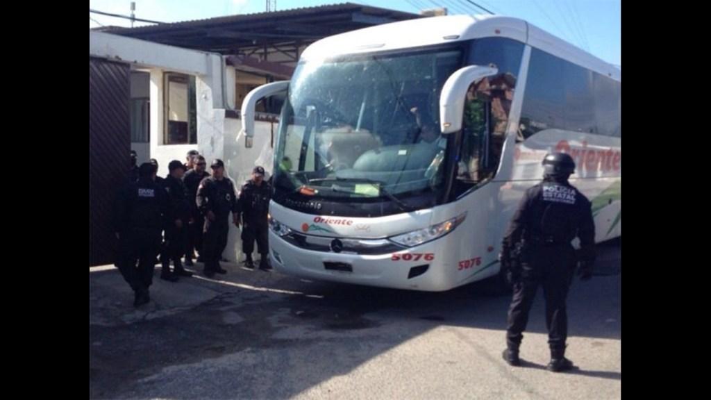 Son 5 y no 15, los secuestrados de autobús en Tamaulipas
