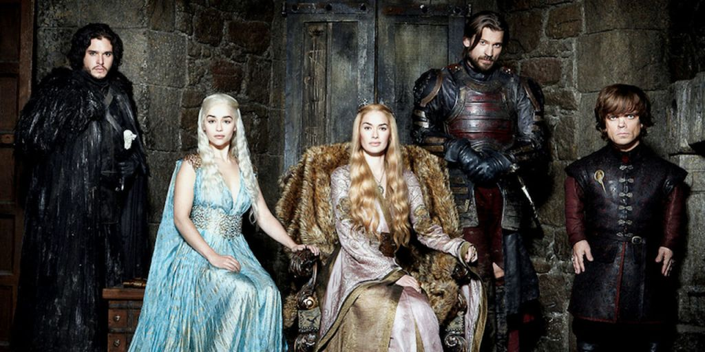 """Game Of Thrones"" hace historia en los Emmy 2016"