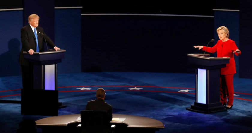 #EnVivo Debate Donald Trump vs Hillary Clinton