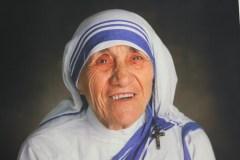 La madre Teresa