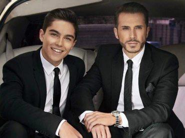 """Posibilidad de Sergio Mayer y su hijo incorporarse a la obra """"Ayolante. Una hada en el congreso""""."""