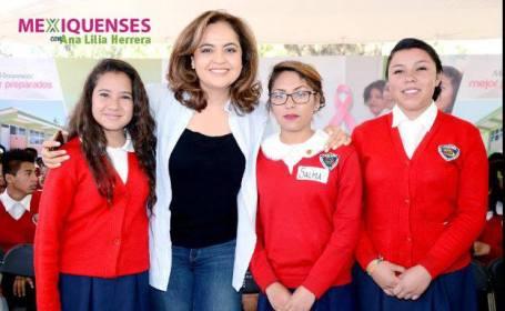 Ana Lilia arranca campaña en redes