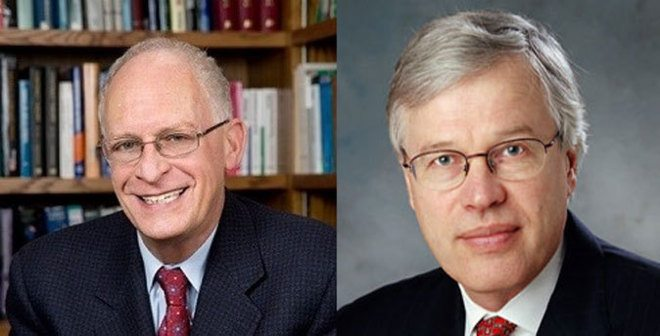 El británico Oliver Hart y el finlandés Bengt Holmström ganan Nobel de Economía