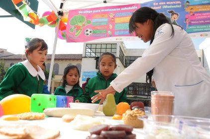 Celebra ISEM dia mundial de la alimentación