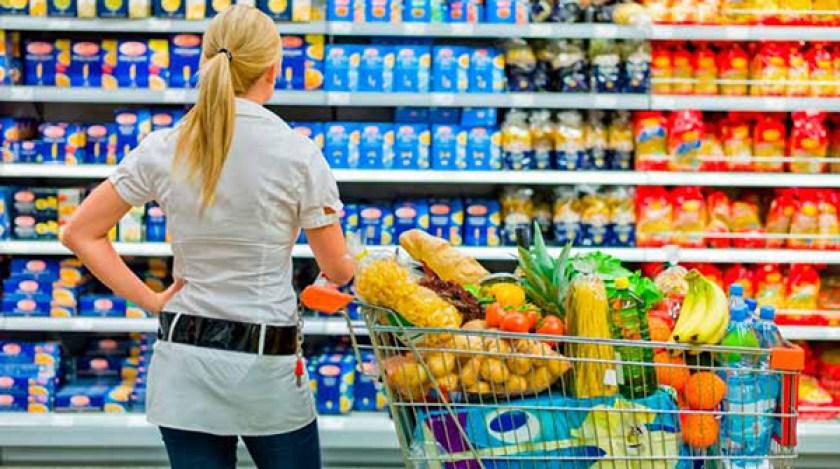 Aumentan 1.22% en septiembre los precio al consumidor