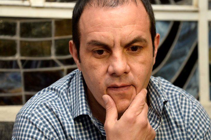 Sí firmó contrato Cuauhtémoc Blanco para ser candidato: Fiscalía de Morelos