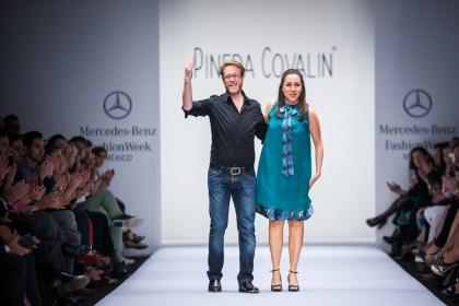 Pineda Covalin tendrá desfile de modas en Morelia