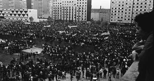 48 años de la Matanza de Tlatelolco