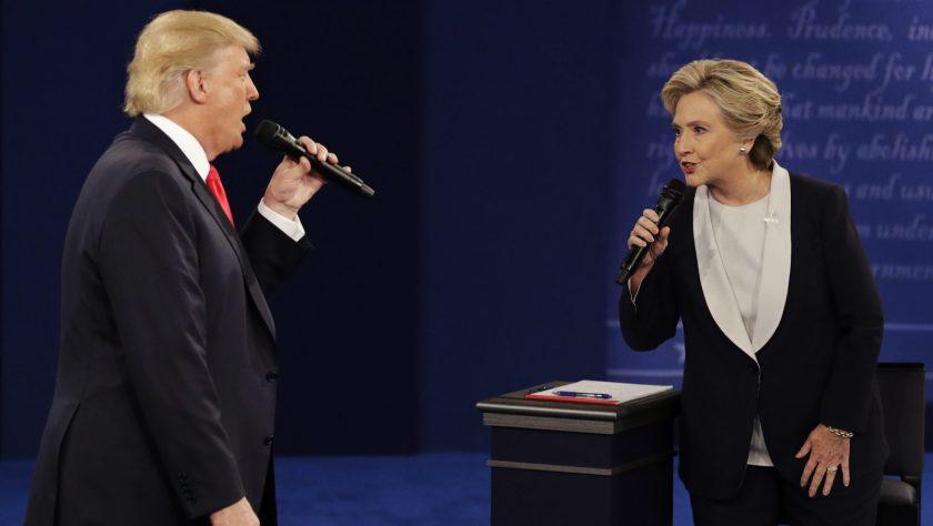 Prensa de EU califica el debate como 'vulgar espectáculo'