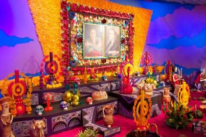 Busca concurso de Altares de Muertos preservar tradiciones