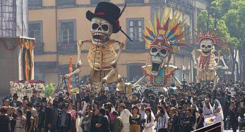 Gran desfile de día de muertos será el más grande de México