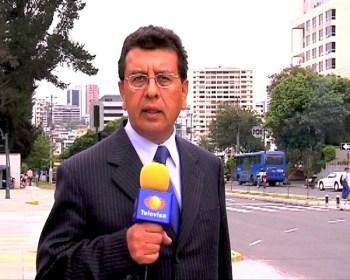 Retienen en Venezuela a corresponsal de Televisa