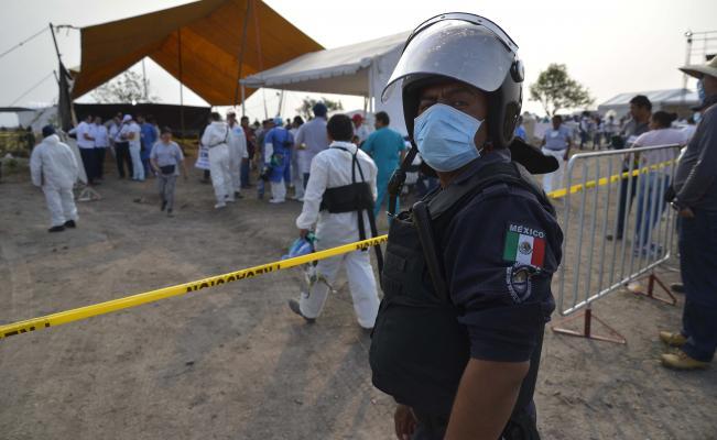 Indigno el trato a los cadáveres exhumados en Tetelcingo dice CNDH