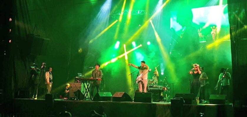 Metepec vibra con la inauguración de Quimera