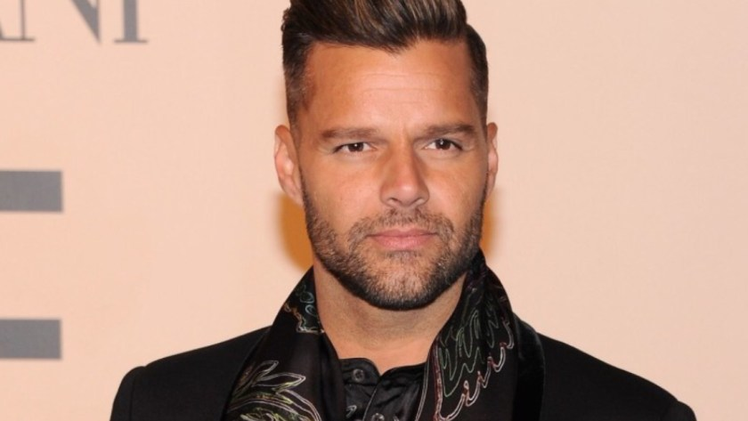 Ricky Martin está soltero