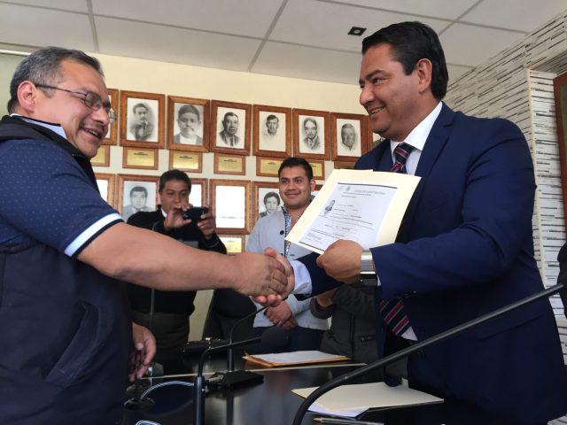 Capulhuac, gobierno que le apuesta a la Educación: Eduardo Neri