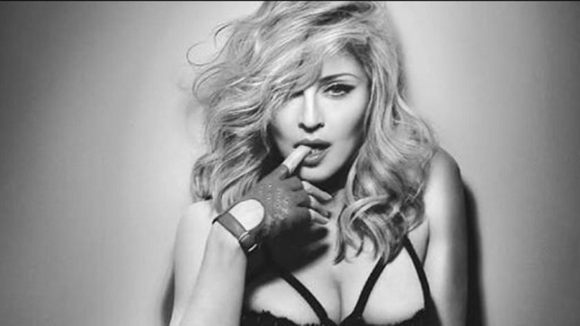 Billboard nombra a Madonna la mujer del año