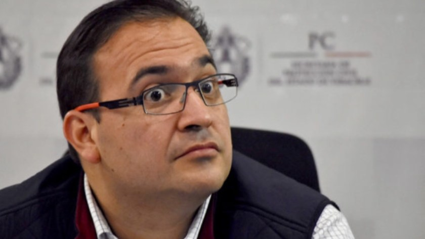 Giran orden de aprehensión contra Javier Duarte