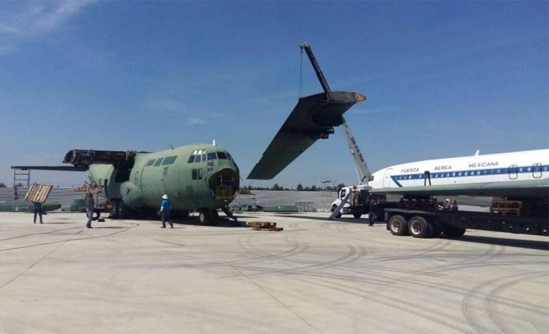 Avión y helicóptero 'aterrizarán' en parque de Ecatepec