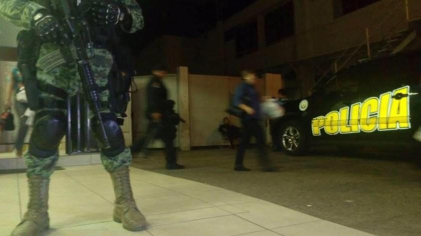Rinden declaración policías de Sinaloa sobre emboscada
