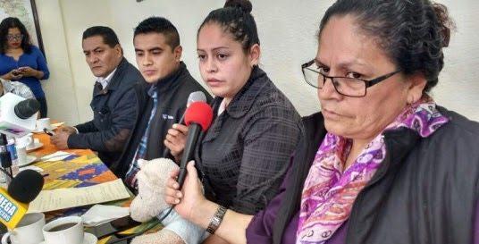 Muere bebé en guardería de Toluca; madre exige justicia