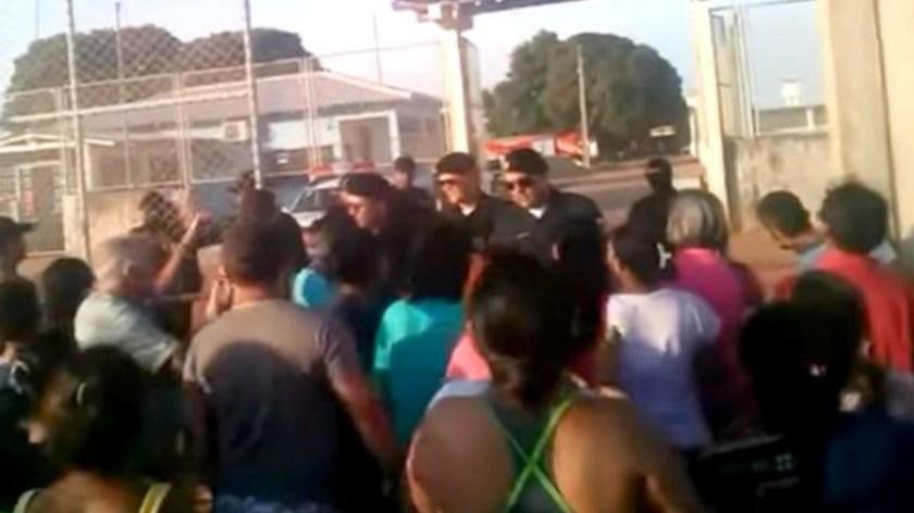 Motín en cárcel de Brasil deja 25 muertos