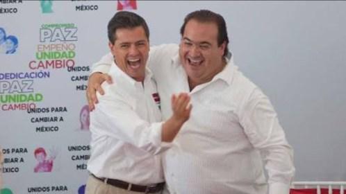 El gobierno va tras Javier Duarte; es buscado en todo el país