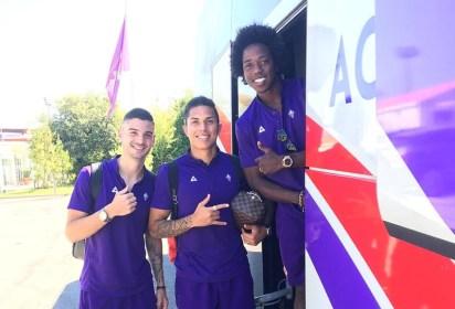 Salcedo y Fiorentina, por el liderato de grupo en Europa League