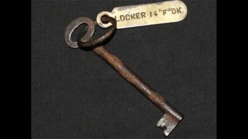 Subastan llave del Titanic en 104 mil dólares