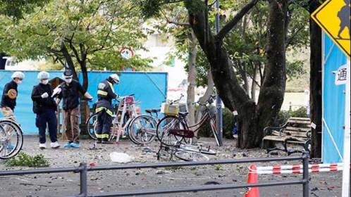 Ex soldado se suicida con bomba en Japón; tres heridos