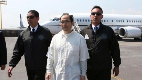 Formal prisión a Zhenli Ye Gon; lo juzgarán por 12 delitos graves
