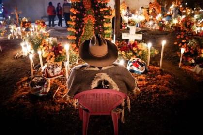 Michoacán se viste de gala para 'recibir' a los muertos