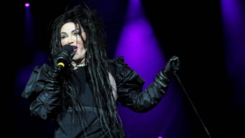 Murió Pete Burns, el cantante de Dead or Alive
