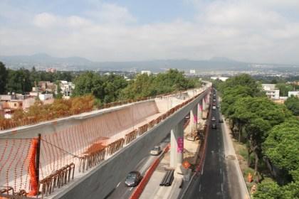 Avanza proyecto de nuevo viaducto elevado en CDMX