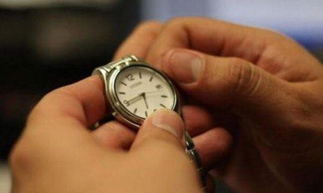 Este domingo termina el horario de verano, atrasa tu reloj