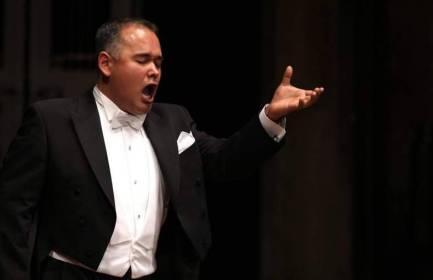 Javier Camarena hoy en el Auditorio Nacional